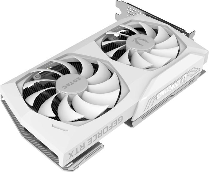 Zotac Gaming GeForce RTX 3070 Twin Edge OC White Edition, 8GB GDDR6, HDMI, 3x DP (ZT-A30700J-10P)