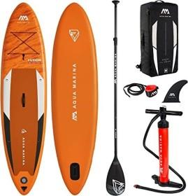 """Bild Aqua Marina Fusion SUP 10'10"""" Board (BT-21FUP)"""