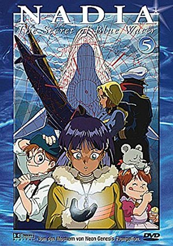 Nadia - The Secret of Blue Water Vol. 5 -- via Amazon Partnerprogramm