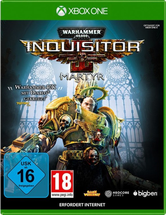Warhammer 40.000: Inquisitor - Martyr (Xbox One)