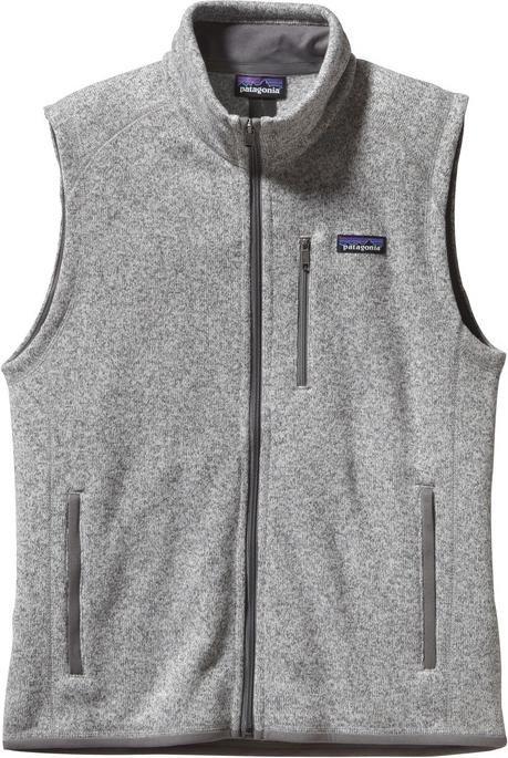 competitive price bbf84 7341d Patagonia Better Sweater Weste stonewash (Herren)