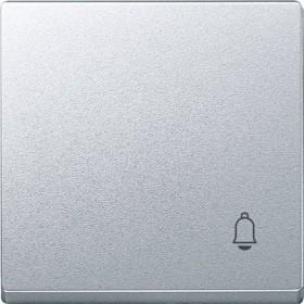 Merten System M Wippe Thermoplast edelmatt, aluminium (MEG3305-0460)