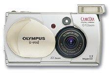 Olympus Camedia C-1 Zoom