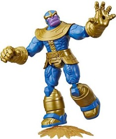 Hasbro Marvel Bend and Flex Thanos (E8344)