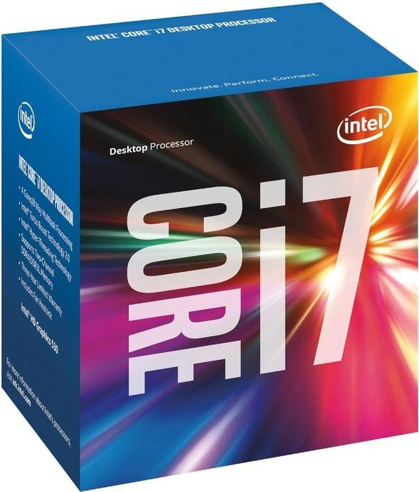 Intel Core i7-6700, 4x 3.40GHz, boxed (BX80662I76700)