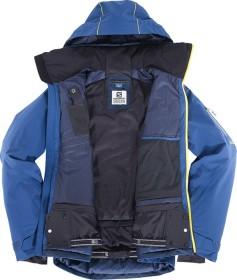 Salomon Whitemount GTX MF Skijacke dunkelblau (Herren) ab € 299,90
