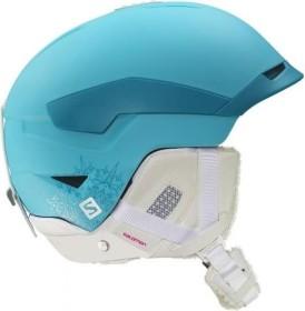 Salomon Quest Helm blau (Damen) (377711)