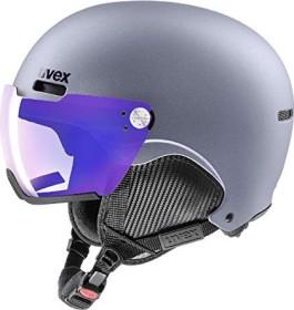 UVEX Hlmt 500 Visor Helm strato met mat