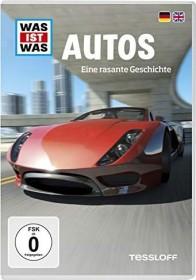 Was ist was - Autos (DVD)
