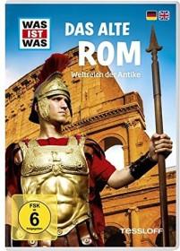 Was ist was - Das alte Rom (DVD)