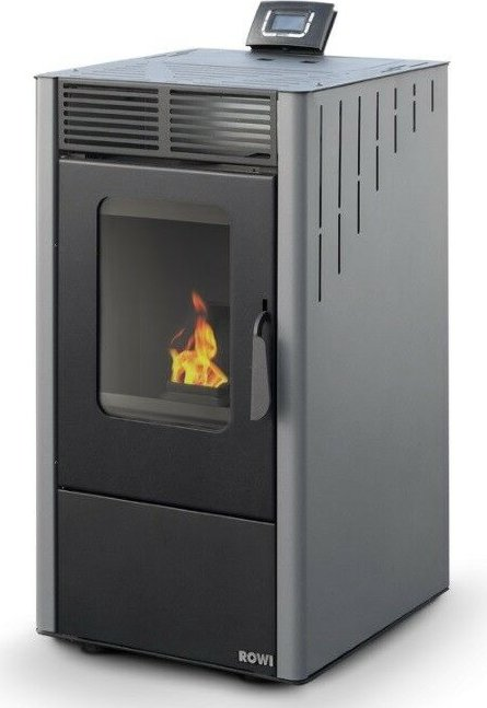 Rowi pellet stove (various types) -- via Amazon Partnerprogramm