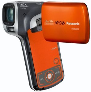 Panasonic HX-WA10 orange