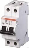 ABB Sicherungsautomat S200P, 2P, B, 63A (S202P-B63)