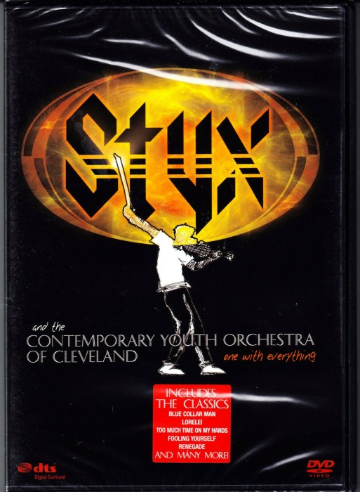 Styx & The Contemporary Youth Orchestra of Cleveland - One with Everything -- via Amazon Partnerprogramm