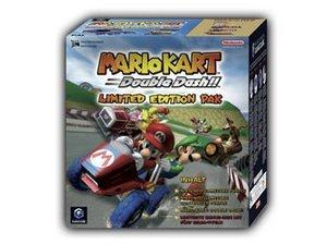 Nintendo GameCube Mario Kart Double Dash - Platinum Super Pak, różne kolory (GC)