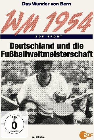 WM 1954 - Das Wunder von Bern: Deutschland und die Fußball-Weltmeisterschaft -- via Amazon Partnerprogramm