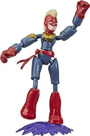 Hasbro Marvel Bend and Flex Captain Marvel (E7872)