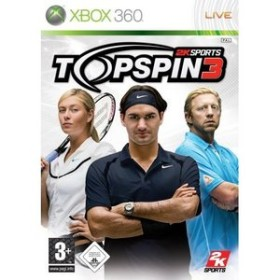 Top Spin 3 (Xbox 360)