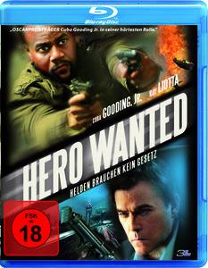 Hero Wanted (Blu-ray)
