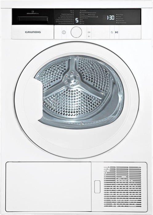 Grundig GTN 28250 MG heat pump dryer