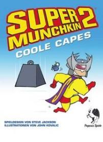 Super Munchkin 2: Cooles Cape (Erweiterung)