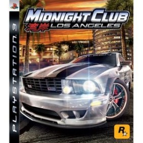 Midnight Club Los Angeles (PS3)