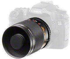 Walimex Pro 500mm 8.0 schwarz (verschiedene Modelle)