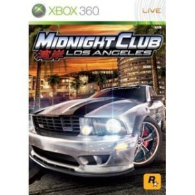 Midnight Club Los Angeles (Xbox 360)