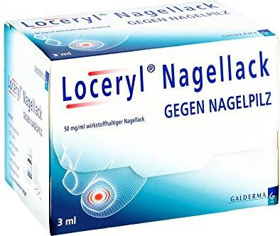 Loceryl antifungal nail polish, 3ml