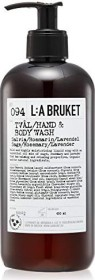 L:A Bruket No 094 Sage Rosemary Lavender Hand & Body Wash Flüssigseife, 450ml