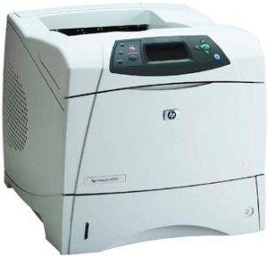 HP LaserJet 4300N, S/W-Laser (Q2432A)