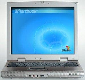 "Issam Smartbook A8375M, Athlon XP-M 1800+, 14.1"""