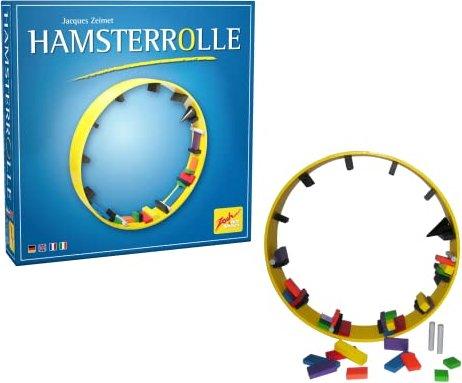 Hamsterrolle -- via Amazon Partnerprogramm