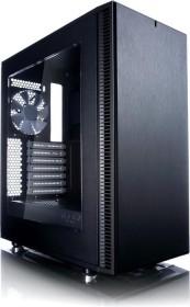 Fractal Design Define C, Acrylfenster, schallgedämmt (FD-CA-DEF-C-BK-W)