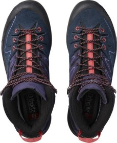 Salomon X Alp mid LTR GTX blacknightshade greycoral punch (ladies) (391947) from £ 112.50
