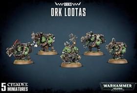 Games Workshop Warhammer 40.000 - Orks - Lootas (99120103054)