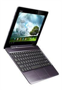 ASUS Eee Pad Transformer Prime + KeyboardDock 32GB grau (TF201-1B072A)