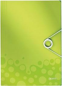 Leitz WOW Eckspannermappe A4, 150 Blatt, grün (45990064)