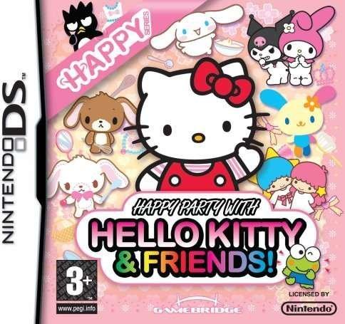 Happy Party mit Hello Kitty & Freunden (deutsch) (DS) -- via Amazon Partnerprogramm