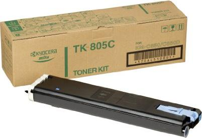 Kyocera TK-805C Toner cyan (370AL510) -- via Amazon Partnerprogramm
