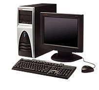 HP Compaq EVO Workstation W6000, Xeon 1.7GHz, 512MB (various types)