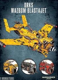 Games Workshop Warhammer 40.000 - Orks - Wazbom Blastajet (99120103043)