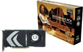 Gainward BLISS GeForce 8800 GTS, 512MB DDR3, 2x DVI, S-Video (8996)