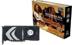 Gainward BLISS GeForce 8800 GTS (G92), 512MB DDR3, 2x DVI, TV-out, PCIe 2.0 (8996)