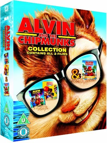 Alvin and the Chipmunks 1-3 (Blu-ray) (UK) -- via Amazon Partnerprogramm