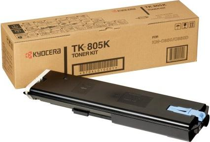 Kyocera TK-805K Toner black (370AL010) -- via Amazon Partnerprogramm