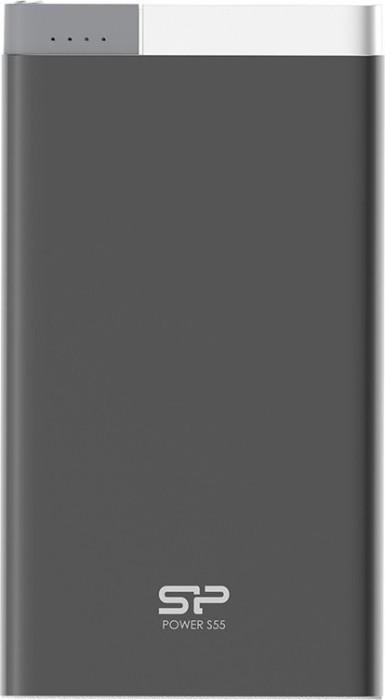 Silicon Power S55 schwarz (SP5K0MAPBKS55P0K)