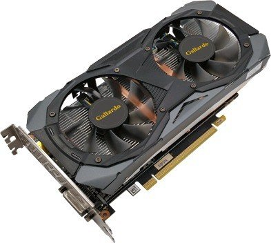 Manli GeForce GTX 1660 Ti Gallardo, 6GB GDDR6, DVI, HDMI, DP (N537166TIM24361)