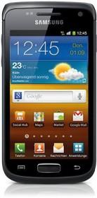 Samsung Galaxy W I8150 schwarz