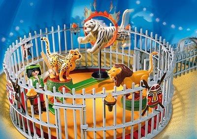 playmobil City Life - Raubtierdressur (4233) -- via Amazon Partnerprogramm